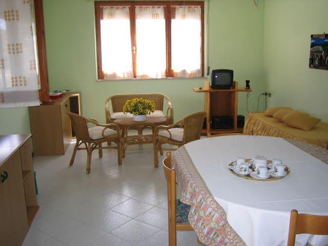 Villetta Bifamiale a Maladroxia. - Sant'Antioco - บ้าน
