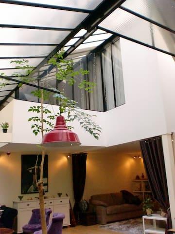 Very charming loft in Paris - PARIS - Loft