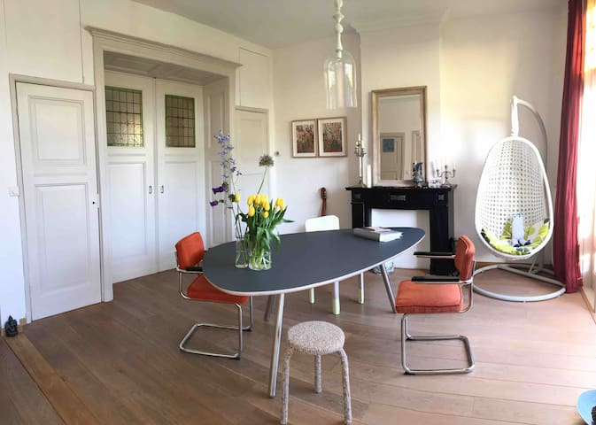 Beautiful monumental Townhouse in Central Haarlem