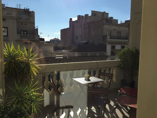 Apartment in the heart of Barcelona - Barcelona - Daire