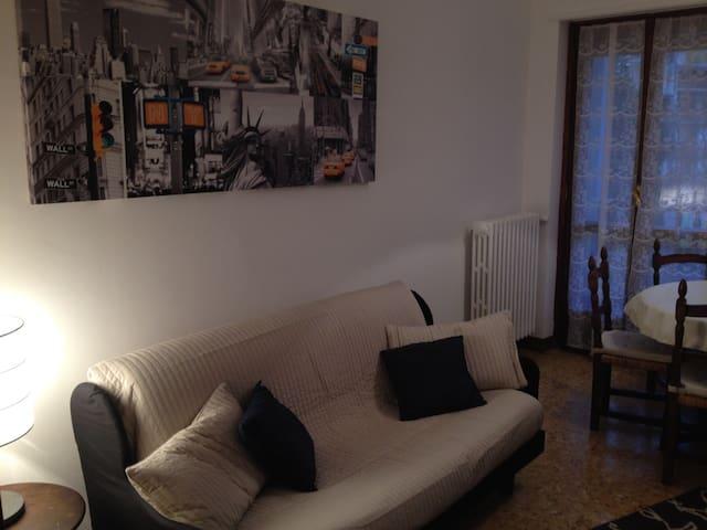 Sauze d'Oulx, appartamento quattro posti letto. - Città Metropolitana di Torino - Apartment
