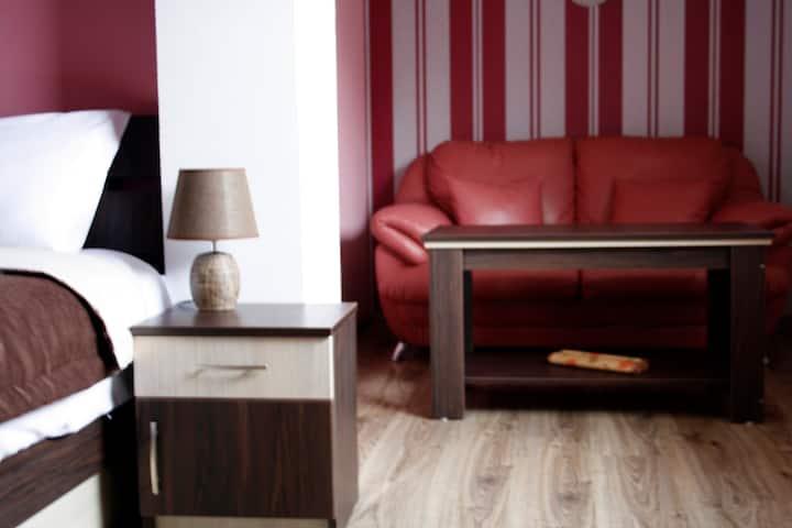 Junior Suite in the heart of Kazanlak