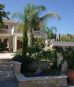 VALLEY OF VINYARDS - Paphos - Villa