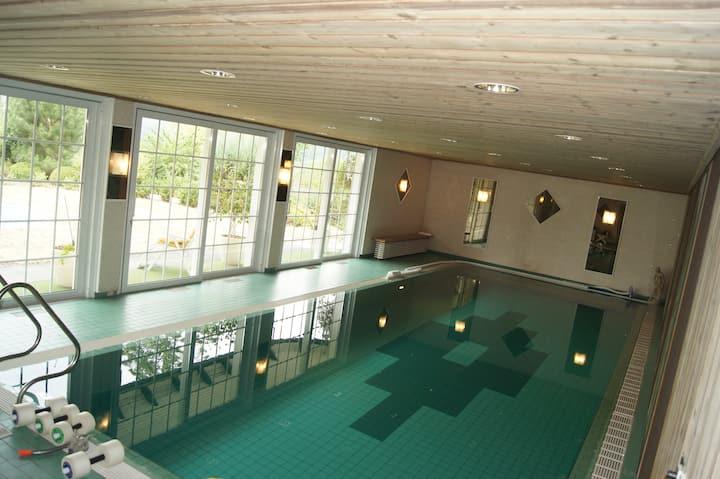 Ferienhaus Luxus-Highlights in Kirchheim-Seepark