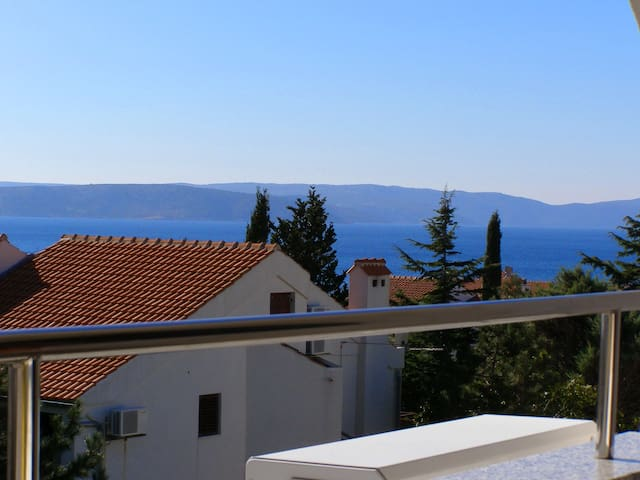 Cosy Studio With Sea View! - Punat - Wohnung