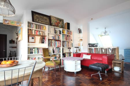 Central with parking place included - Oviedo - Wohnung
