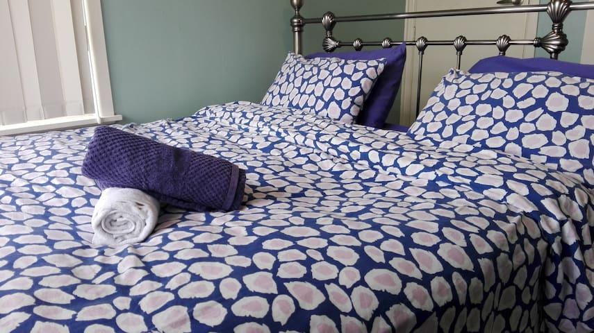 Private Room/Bathroom - Cozy Queen Bed