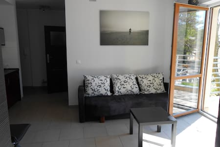 Appartement Gardenia Strand 300 m - Międzywodzie