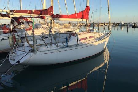 Boat and breakfast in Giulianova