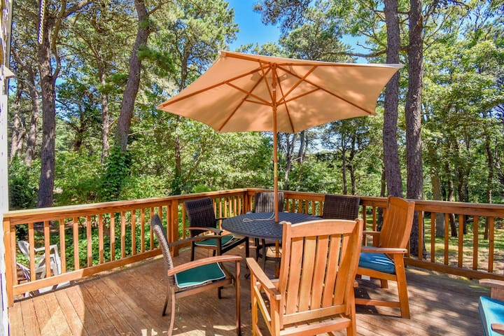 #604: Great location - private, secluded near downtown & beach! Dog friendly!