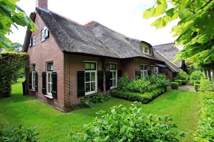 B&B Olde Hof Voorhuis - Westervelde - Casa