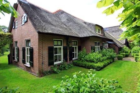 B&B Olde Hof Voorhuis - Westervelde - Haus
