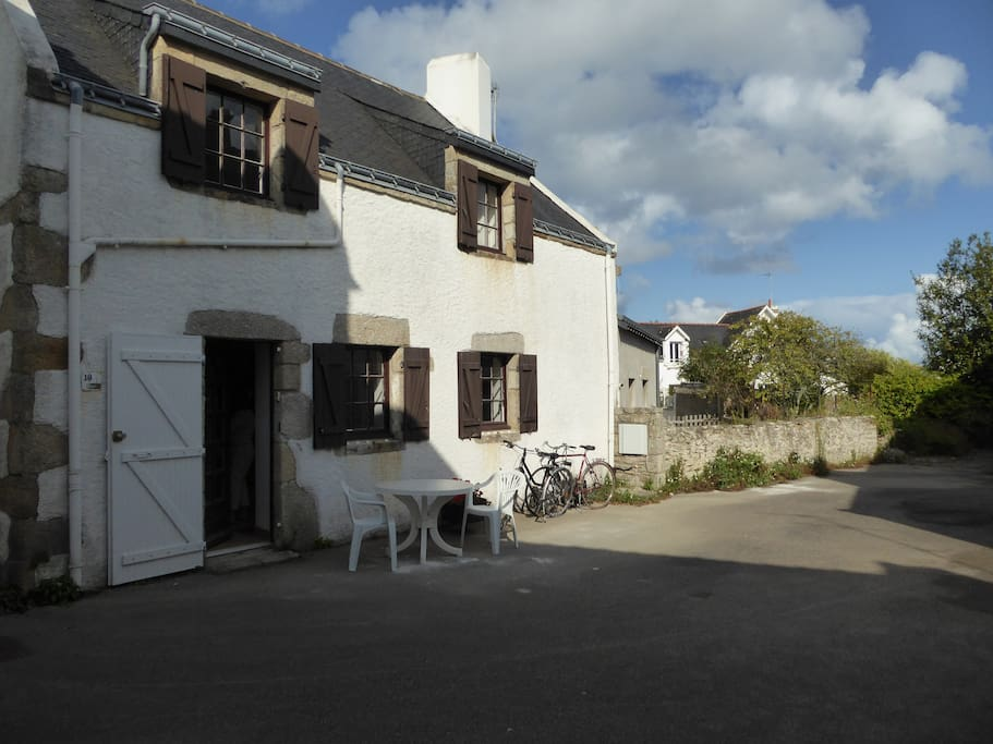 Maison de p cheur au calme houses for rent in quiberon - Maison de pecheur bretagne ...