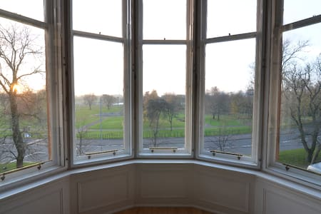 Room with a view and an ensuite - Glasgow - Apartamento
