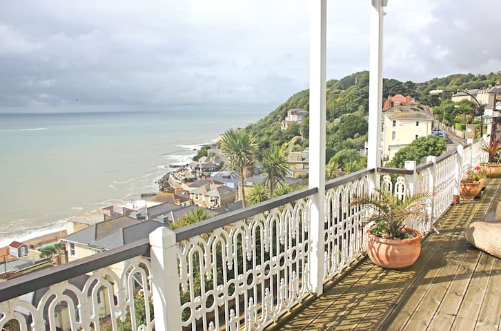 Seacliff - 3 Bed Stunning Apartment - Ventnor - Apartment