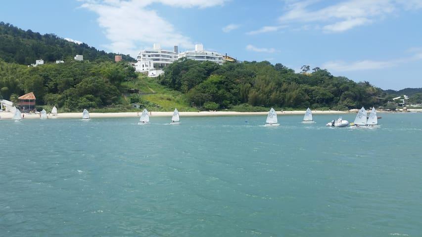 Lindo apto próximo ao Mar, ENJOY!! - Florianópolis - Wohnung
