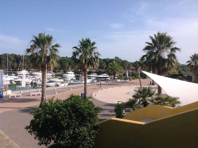 Accogliente appartamento nel Borgo degli Argonauti - Marina di Pisticci - Talo