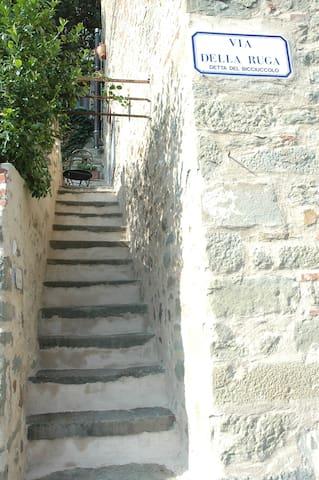Modern medieval village house - Pietrabuona - House