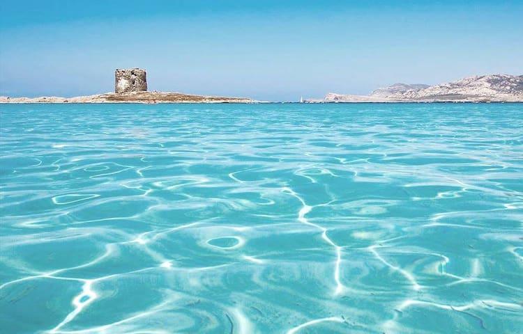 Nice flat in Cala Lupo in North Sardinia