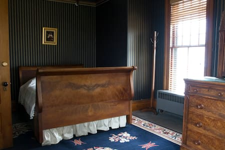 Bear Den room at the ELMS
