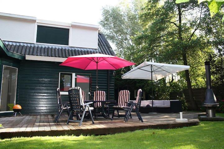 Vakantiehuis Loosdrecht Kortenhoef - Kortenhoef - Dům