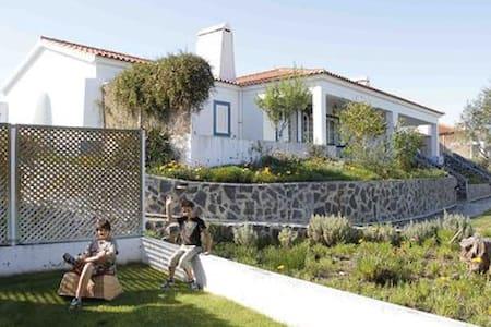 Villa de Férias Santa Susana Alentejo 4/6 pessoas - Santa Susana (Aldeia de Santa Susana) - 度假屋