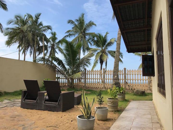 Yurt Villa on the Beach