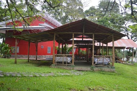 Charming Sarapiqui Hostel  - Puerto Viejo de Sarapiqui - Asrama