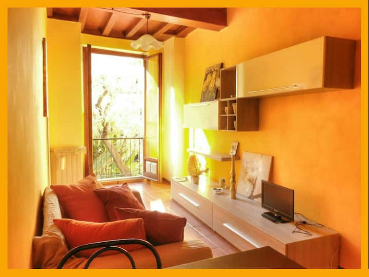 Romantic stay in Florence