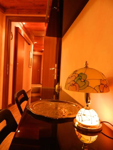 B&B Belle Epoque-Double room-2beds - Rome - Inap sarapan