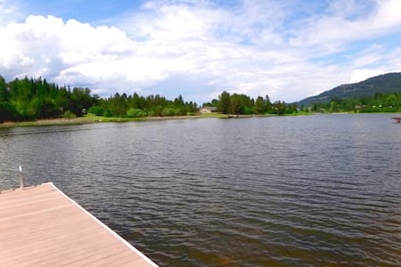 Beautiful Home on Lake Pend Oreille - Sagle - Haus
