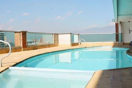 Blux # 1502 (Lleras, Pool & View) - Medellín - Departamento
