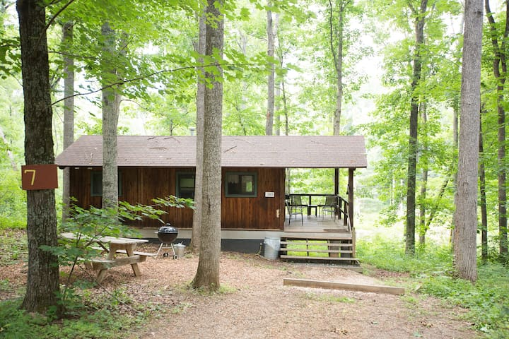 2 BD Mt Cabin, Lake, Hike & Fish #7 - Crozet - Chalet