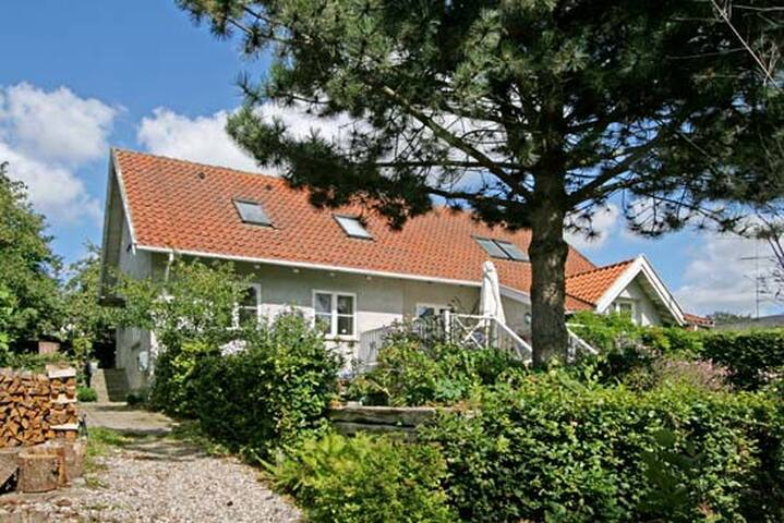 Ideal for family. 2 min to forrest, 35 min to CPH. - Hillerød - House