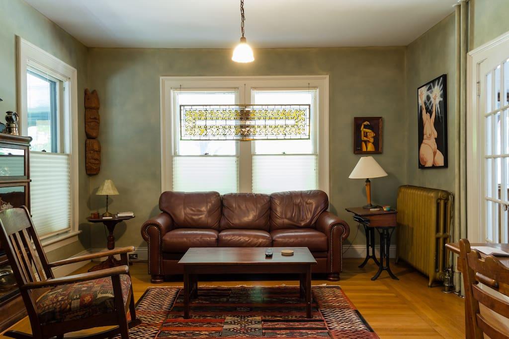 Saratoga style & comfort