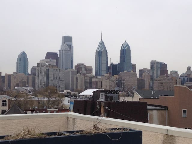 Prvt BD/BTH, 15 min walk to CC, Plus Roof Deck!!