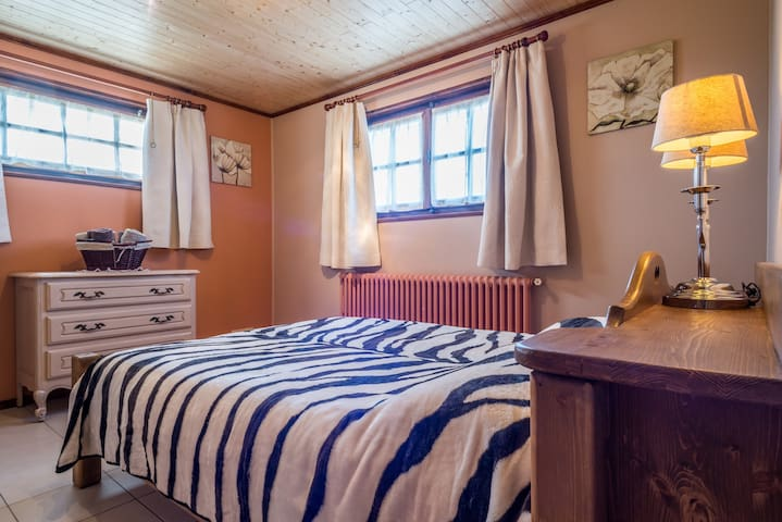 Appartement Chalet Zélie - Lully - Wohnung