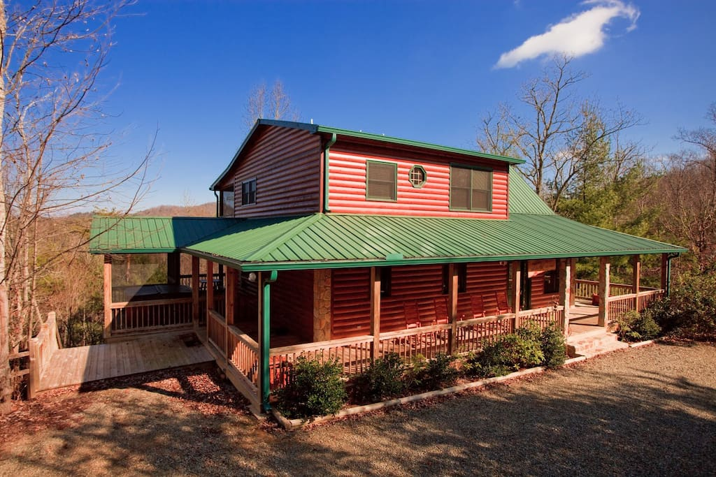 Blue Ridge 39 S Enchanted Cottage Houses For Rent In