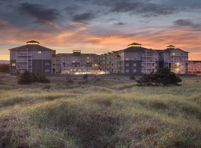 Washington-Long Beach Resort 2 Bdrm Condo