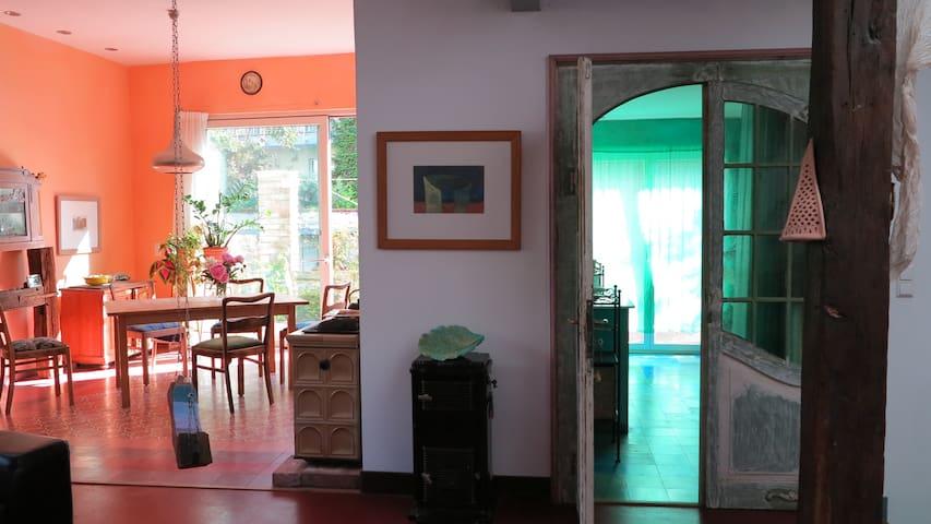 Privatzimmer in Designerhaus - Rheinzabern - House