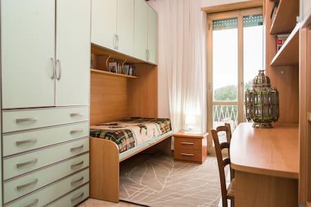 Pigneto Green Room