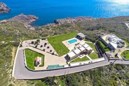 Luxurious sea view Villa in Rhodes, Greece - Rodi