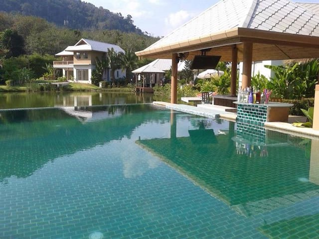 Fishing Villa @ TheLifeCo Health Resort - Phuket, Thailand