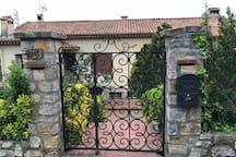 Appartamento in Villa sul Mont Saint Pere