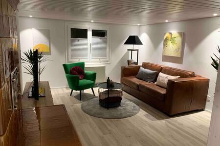 Appartement mit Herz im Naturparadies am Sihlsee