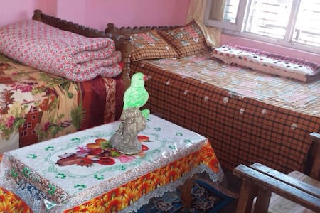 Affordable Room with free Breakfast - Pokhara - House