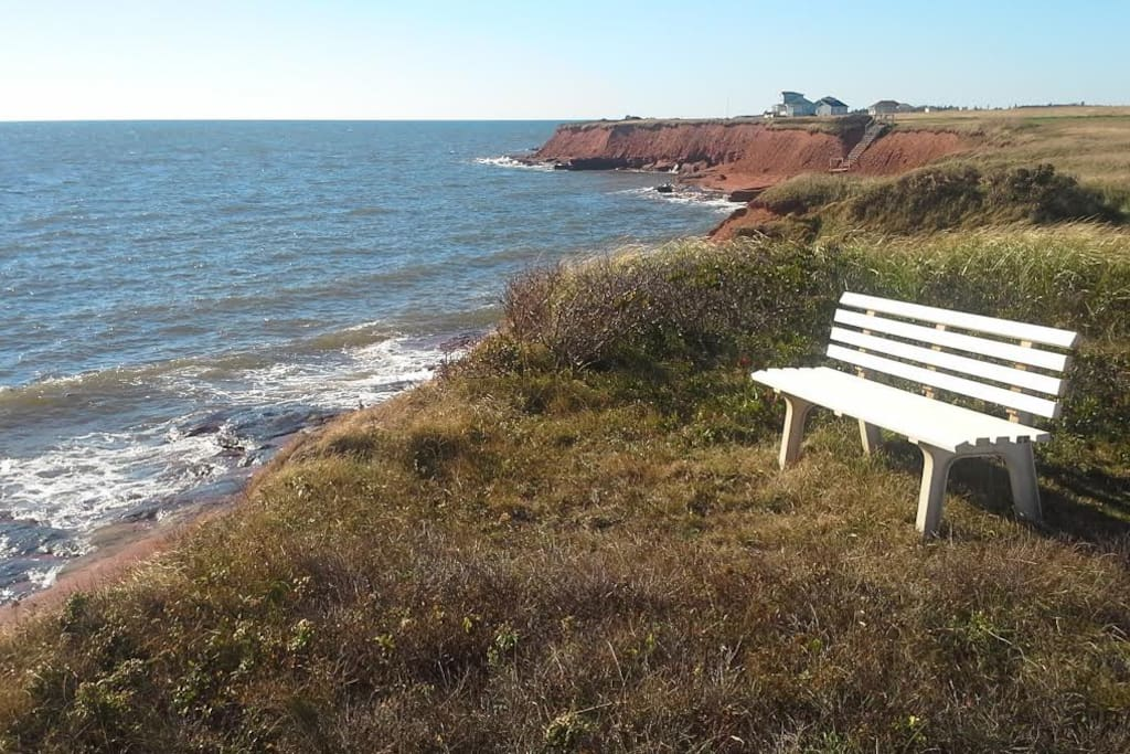 Have a seat and enjoy the amazing views....