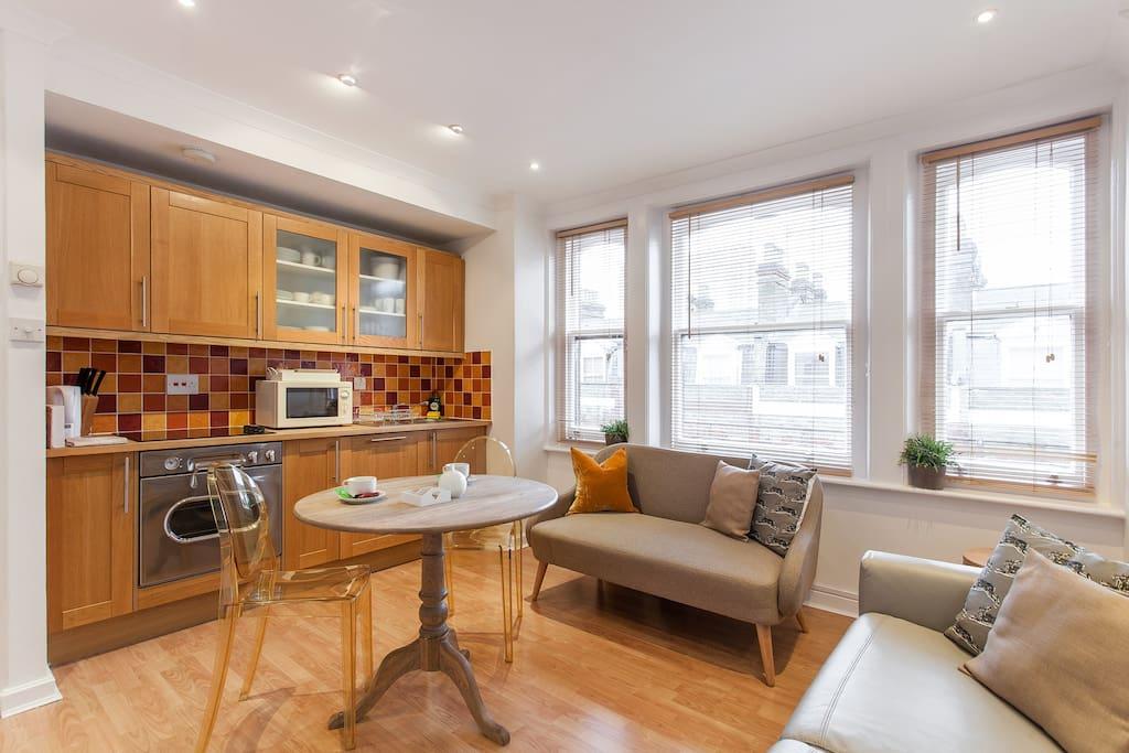 Stunning flat london fitzrovia apartamentos en alquiler en londres inglaterra reino unido - Alquilar apartamento en londres ...