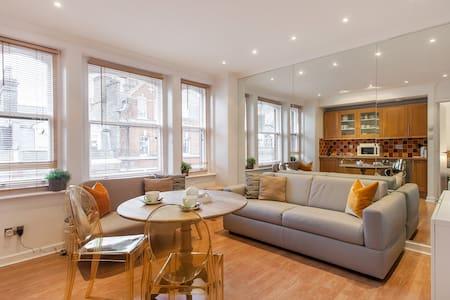 Stunning flat London-Fitzrovia