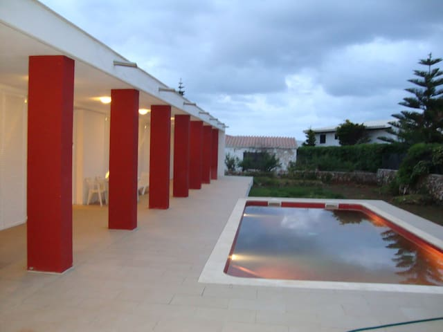 villa en Menorca - Cap d'en Font - Casa